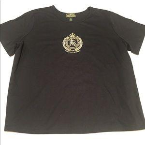 Ralph Lauren Active Embroidered Logo T-Shirt